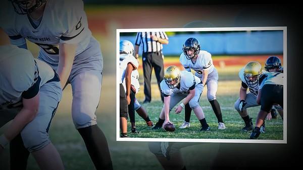 Slideshow-2019 Freshman Football Season Highlight