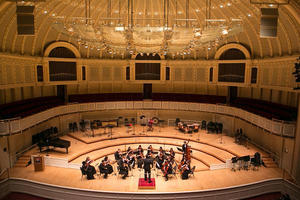 4. Manhattan High School Chamber Orchestra