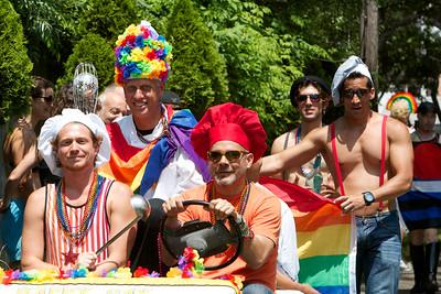 Cherry Grove Pride Parade 2011
