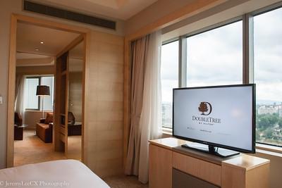 DoubleTree By Hilton Johor Bahru (1 Bedroom Deluxe Suite)