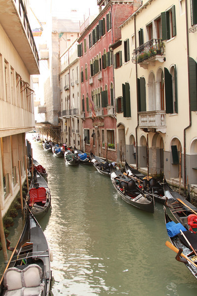 Canals of Venice.