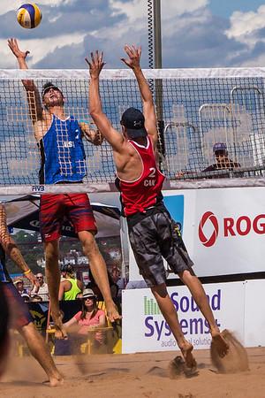 Sandjam Beach Volleyball