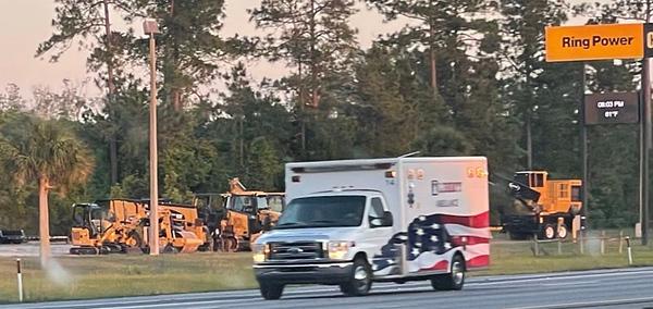 Liberty Ambulance Service