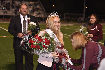 2017-10-27 Mburg Homecoming Court