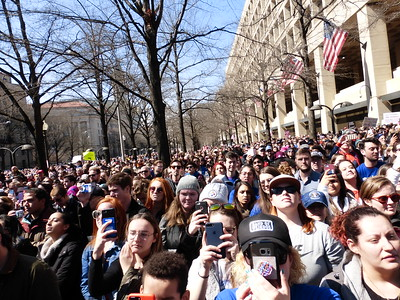 March For Our Lives 3/24/18