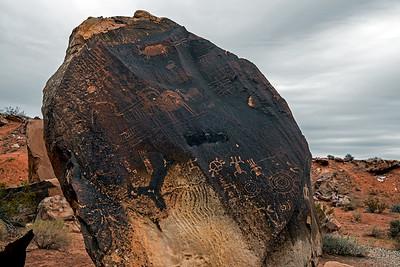 Little Black Mtn. Petroglyphs