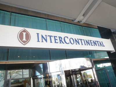 Careers Season Activity 1 - Intercontinental Hotel + Cinema - Sat 27th Feb 2010