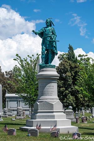 Forrest Lawn Cemetery, Buffalo, NY 2015