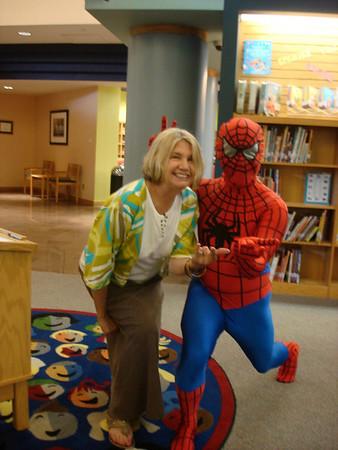 Meet Spiderman 2009