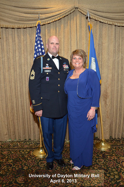University of Dayton Military Ball