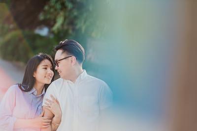 Jessica & Tae // Engagement in Historic Occoquan, Virginia