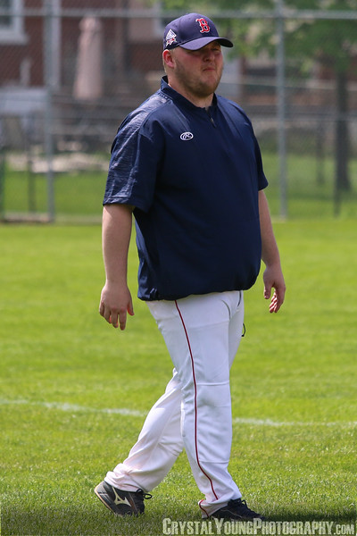 Manager Kevin Hussey