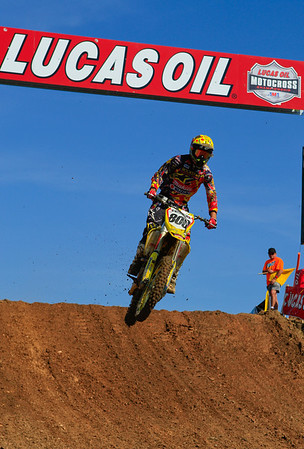 Hangtown Classic 2009  #800 Mike Alessi