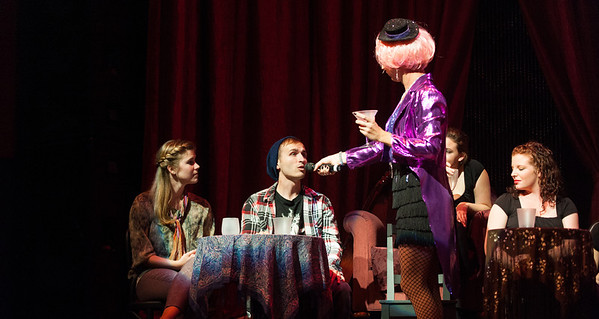 Black Cat Cabaret: The Show