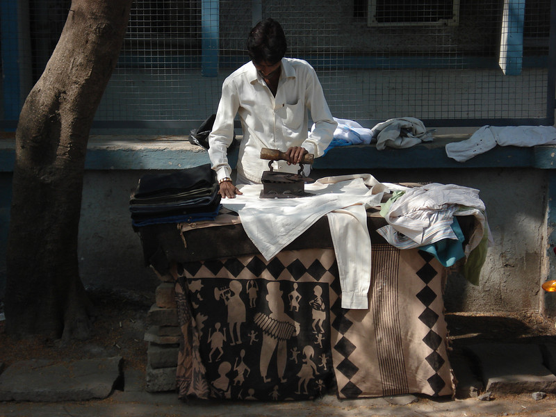 The Ironing Business