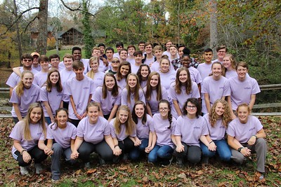 2018 Sr. High Retreat