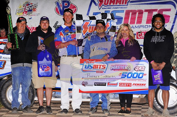 The Masters - USMTS Modifieds - June 12, 2020