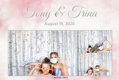 Tony & Trina's Wedding