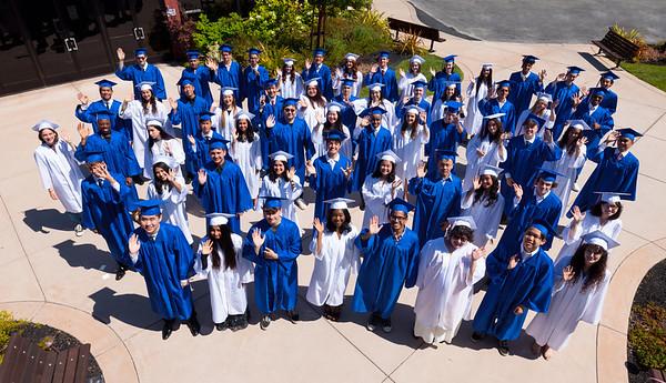 RCS High School Graduation - May 27, 2021