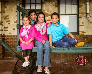 Coomer Family Fall 2015