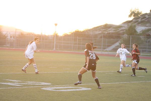 Girls soccer 1-27-2011