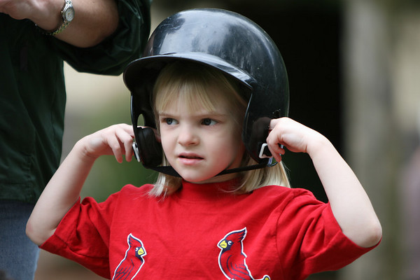 2006 Cardinals (Allie's Team)