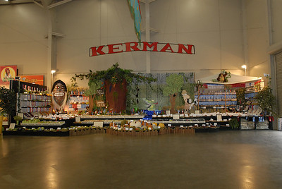 Kerman Chamber - Fair Ag Exhibit 2011