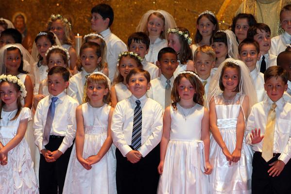 1st Communions, Confirmation, Friends Graduation
