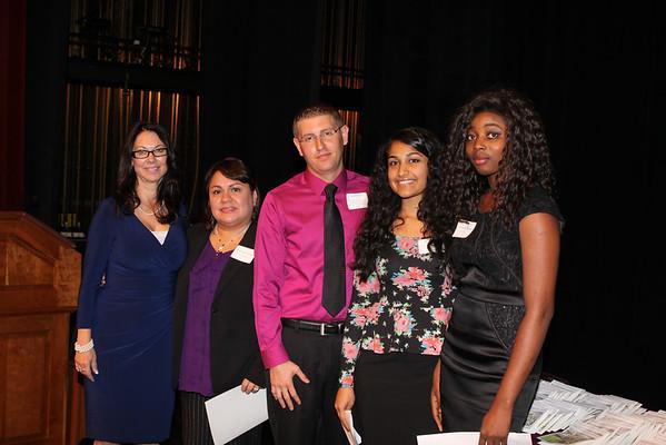 Scholarship Recipients 2013