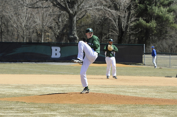 BABSON BASEBALL  V WHEATON SUNDAY 4.3.2011