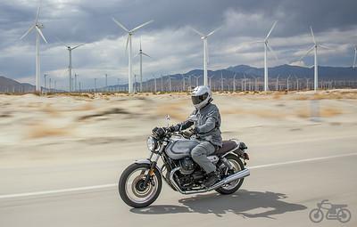Moto Guzzi V7 Review