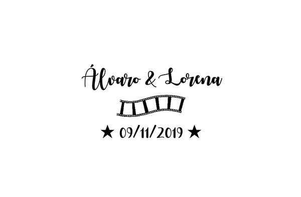 Álvaro & Lorena - 9 noviembre 2019