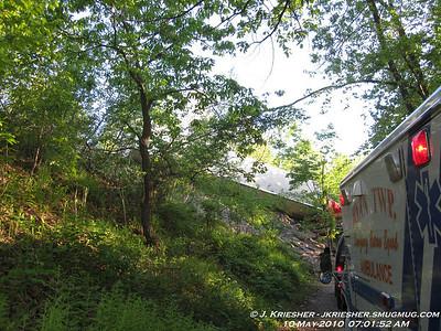 Schuylkill County - Delano Twp. - MVA - 5/10/2010