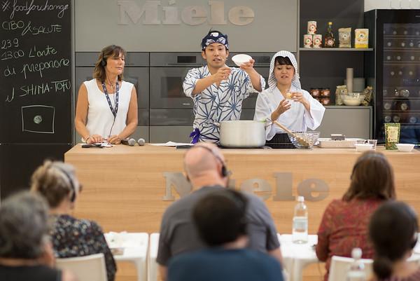 Giappone, l'arte di preparare il stima-tofu