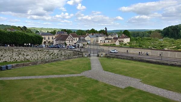 Le Château de la Roche-Guyon - May 10, 2018