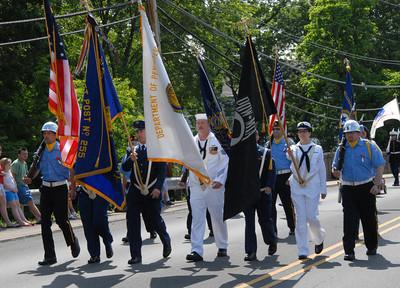 Sellersville parade