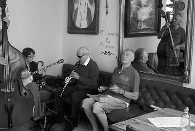 2011.05.31  Thé au Harem avec le Rainbow Jazz Friends