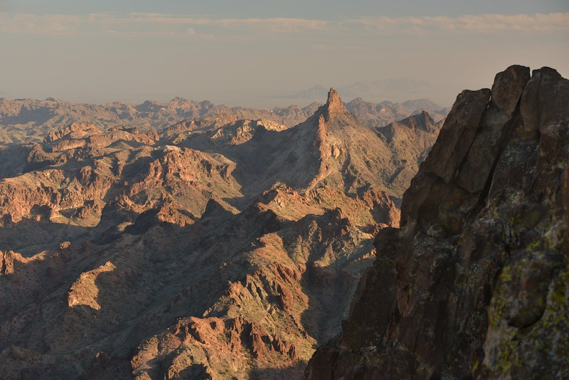 (2013-November 17-18) Castle Dome.   Kofa National Wildlife Refuge, Arizona.