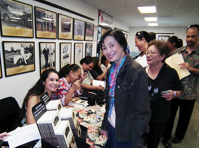 Hawaiians in Los Angeles Book Launch - Toyota Auto Museum