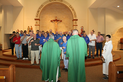 2014 Knights of Columbus Officer Installation