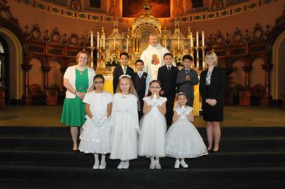 2015 St Stanislaus Communion