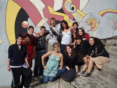 South America (Upper School)