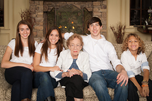 Devlin Family Reunion 2013
