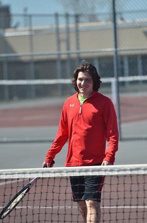 Boys Tennis vs WHS