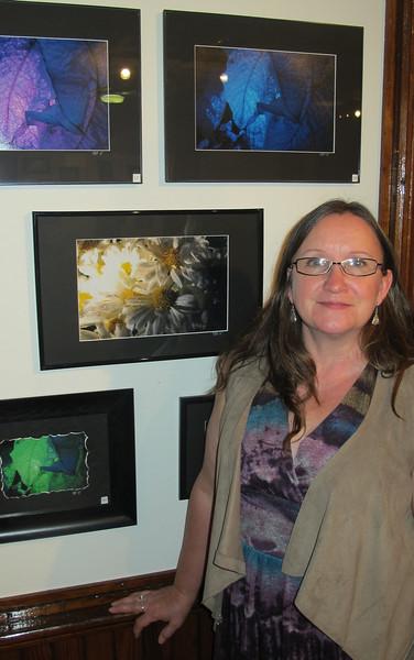 Photo Gallery, Tracy Gallery, Community Art Center, Tamaqua (9-26-2013)