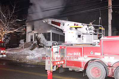 Saugus, MA - 3rd Alarm, 283 Lincoln Ave, 1-16-11