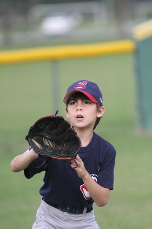 Indians v. Astros 4-24-08