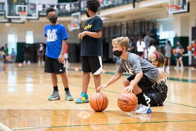 36th Annual Achievements Unlimited Basketball School @ Charlotte Country Day 7-19-2021 by Jon Strayhorn