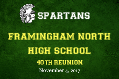 Framingham North 40th Reunion