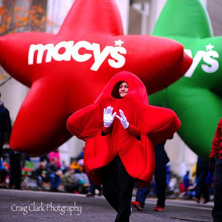 Macys Parade 2011